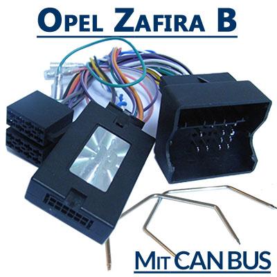 Opel-Zafira-Adapter-für-Lenkradfernbedienung-mit-CAN-BUS