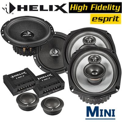 BMW Mini Lautsprecher System vordere Türen und hinten BMW Mini Lautsprecher System vordere Türen und hinten BMW Mini Lautsprecher System vordere T  ren und hinten